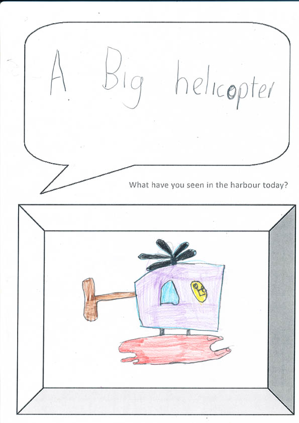 A Big Helicopter