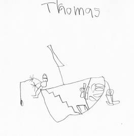 Thomas ship
