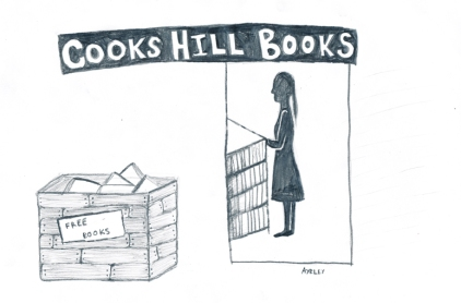 Cooks Hill books