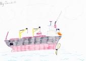 David's ship